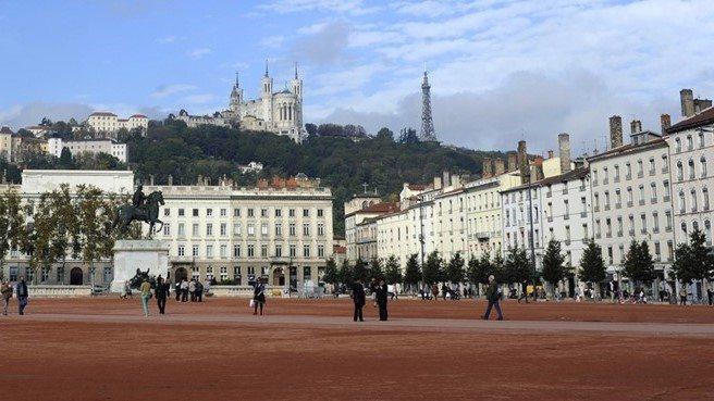 Borgarpistill: Lyon