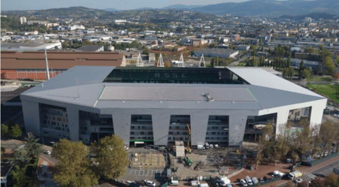 Vellirnir: Stade Geoffroy-Guichard