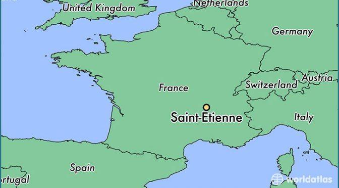 Borgarpistill: Saint-Étienne