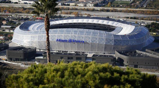 Vellirnir: Stade de Nice (Allianz Riviera)