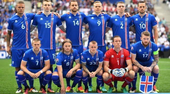 Leikdagur: Ísland – Króatía