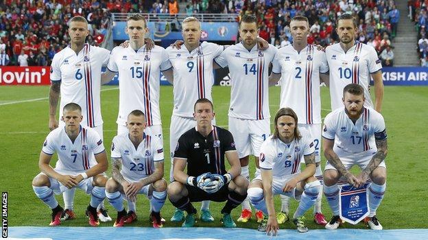Leikdagur: Ísland – Ungverjaland