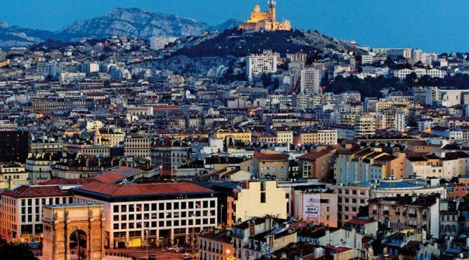 Borgarpistill : Marseille