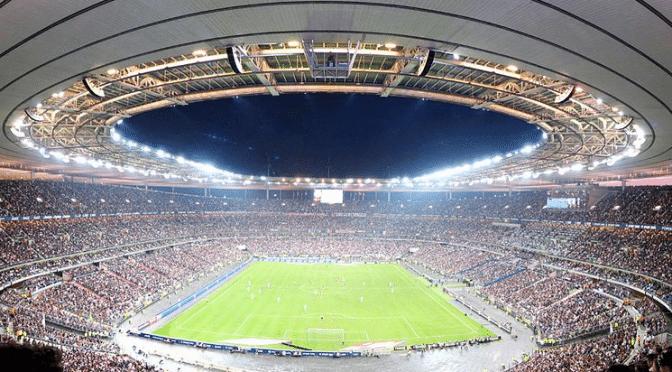 Vellirnir: Stade de France