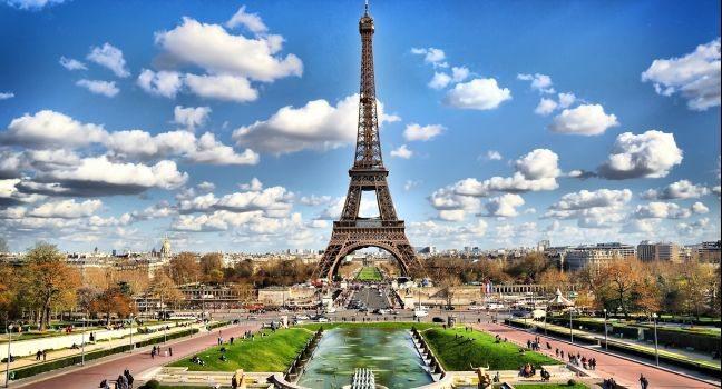 Borgarpistill : París/Saint-Denis