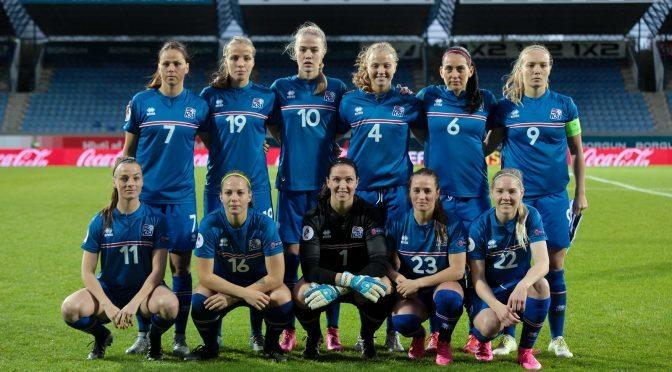 Leikdagur: Ísland – Slóvenía