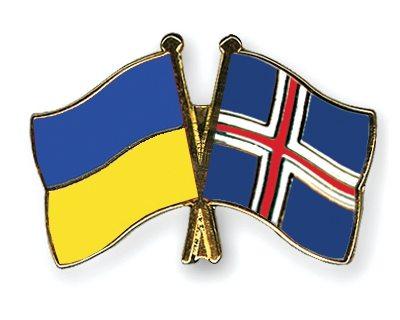 Úkraína - Ísland