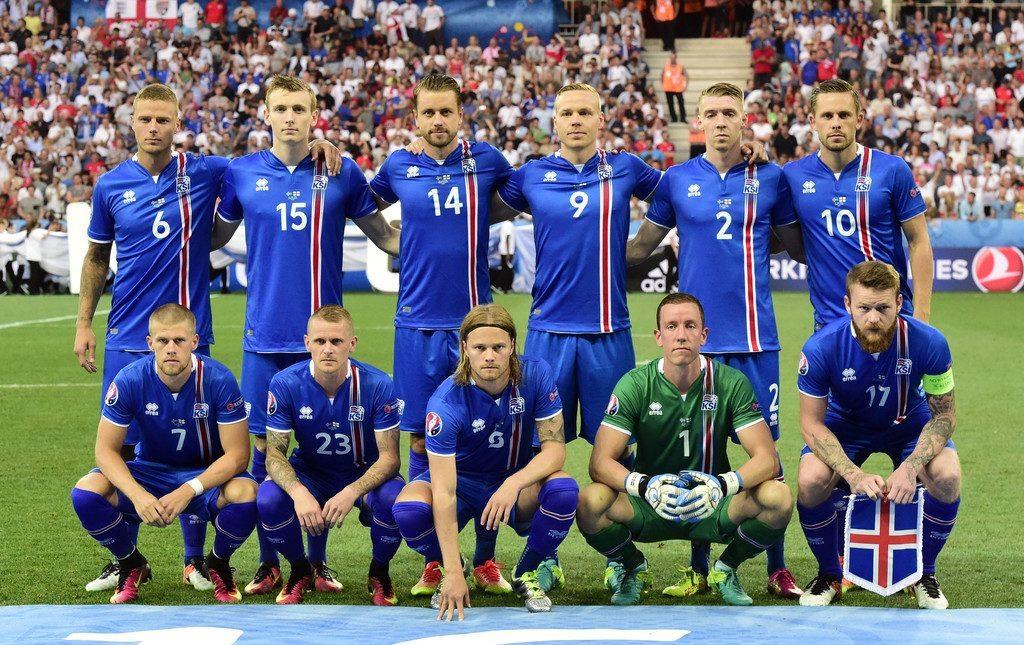 Ísland - England