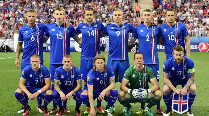 Leikdagur: Úkraína – Ísland