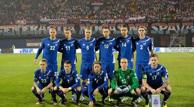 Leikdagur: Króatía – Ísland